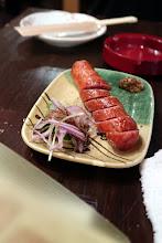 Photo: Agu pork sausage