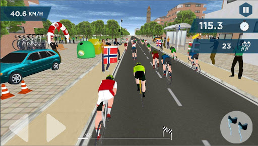 Live Cycling Race app (apk) free download for Android/PC/Windows screenshot