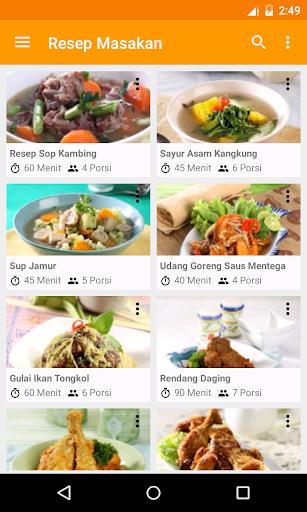 書籍必備免費app推薦|Resep Masakan dan Kue線上免付費app下載|3C達人阿輝的APP