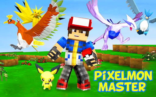 Pocket Pixelmon Master 1.0 screenshots 1