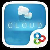 Cloud GO Launcher Theme