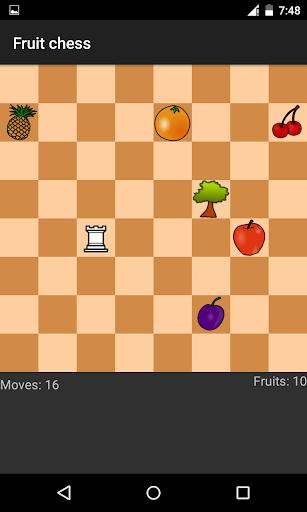 Fruit chess