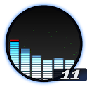 MODERN POWERAMP VISUALIZATION icon