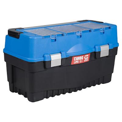 Ящик для инструментов МастерАлмаз STANDARD BASIC 547x271x278 мм
