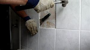 replacing a tile