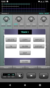 J4T Multitrack Recorder MOD (Paid) 5
