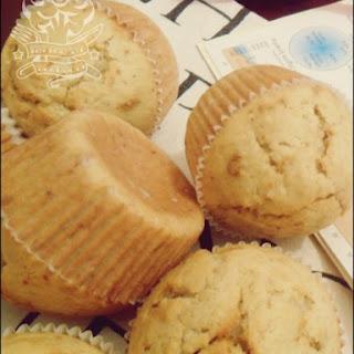 Leftover Muesli & Rye Breakfast Muffins.