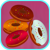 Colorful Donuts Live Wallpaper