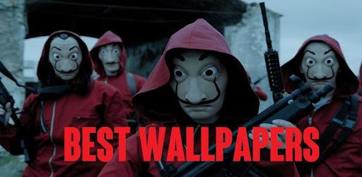 La Casa De Papel Hd Wallpapers Apk App Descarga Gratis