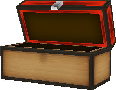 MC REDSTONE CHEST LARGE