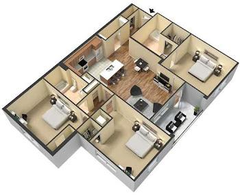 Go to Viridian Floorplan page.