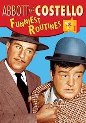 Abbott and Costello Funniest Routines Volume 2