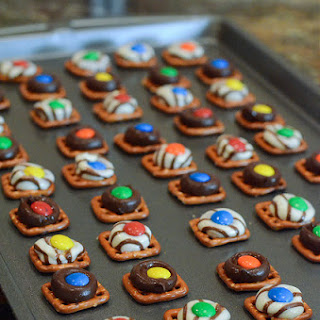 Pretzel Candies.
