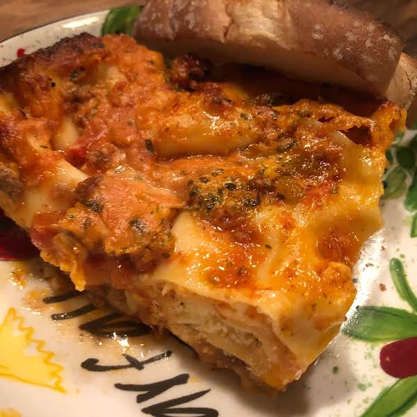 Country Boy Lasagna Recipe