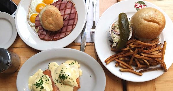 【吃@紐約 / 早午餐】超人氣早午餐Clinton Street Baking Company