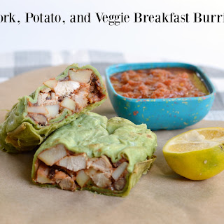 Pork and Potato Breakfast Burritos Recipe
