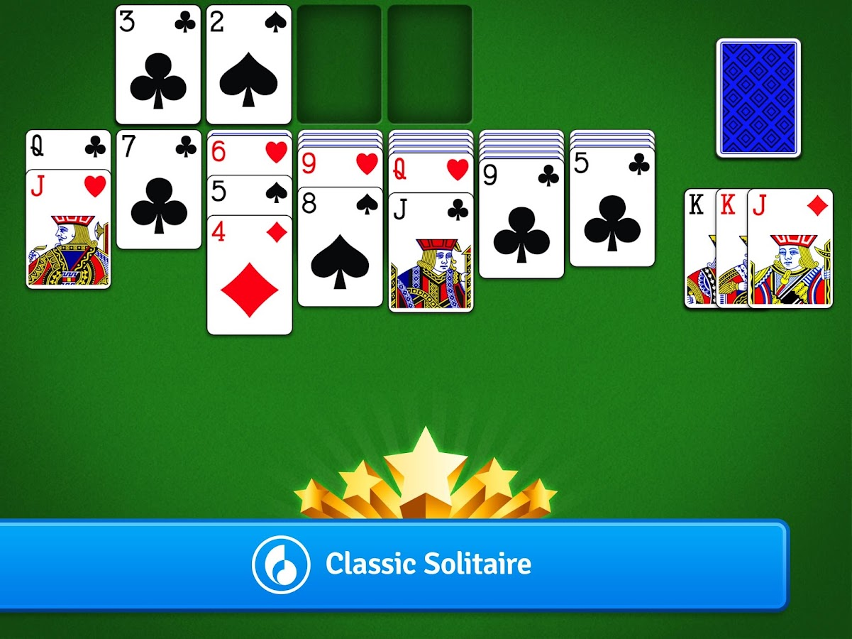 Solitaire Android Werbefrei