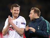 Jan Vertonghen scoorde zijn laatste doelpunt voor Tottenham tegen Wolverhampton