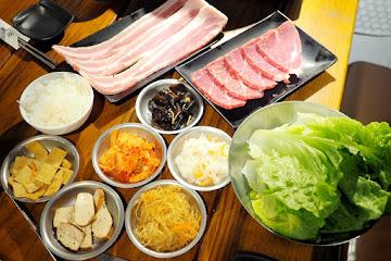 韓五花韓式燒烤料理