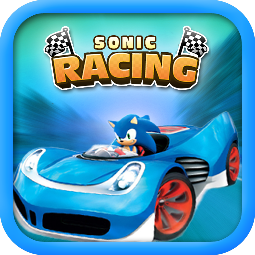 Super Sonic Drift: Car Racing Game - Free For Kids