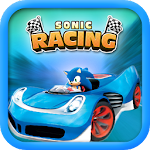 Super Sonic Drift: Car Racing Game - Free For Kids Icon