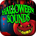 Halloween Sounds Button icon
