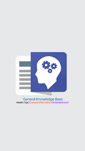 General Knowledge - Health Tips and Entertainment - náhled
