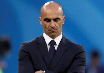Le sélectionneur fédéral Roberto Martinez regarde déjà vers l'avenir