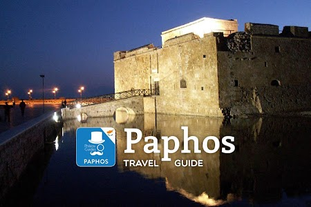 Paphos Travel Guide, Cyprus screenshot 0