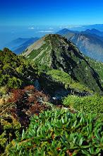 Photo: -- 玉山北北峰 --  玉山北北峰,標高 3,833 公尺,無基點,雖名列「玉山十一峰」之中,但因未名列於臺灣百岳中,故其名氣不響,造訪者也少之又少。