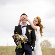 Wedding photographer Irina Dedleva (irinadedleva). Photo of 19.04.2017