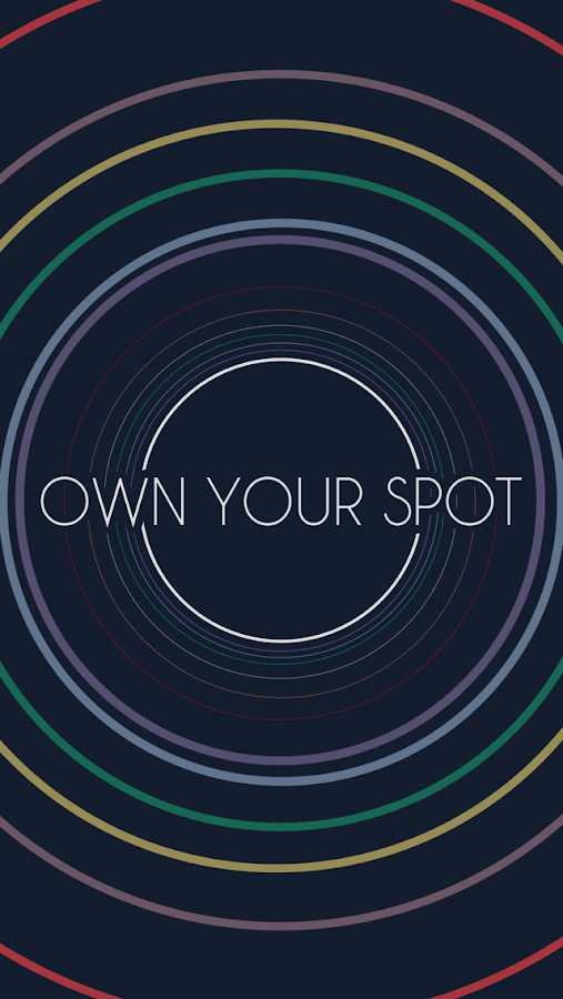 OwnYourSpot- screenshot