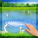 4D Ripple Lake Live Wallpaper icon