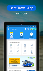 RailYatri – Live Train Status, PNR Status, Tickets App Latest Version Download For Android and iPhone 9