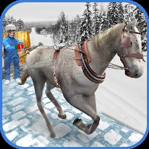 Racing Horse Cart Simulator