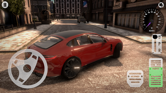 Real Car Parking: Parking Master MOD (Paid Content Unlocked) 1