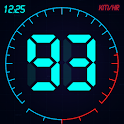 GPS Speedometer & Odometer With Heads Up Display icon