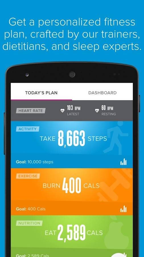 iFit Coach- screenshot