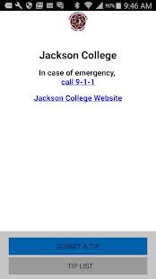 Jackson College Tips - náhled