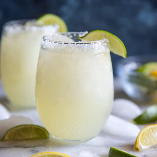 Margarita Slush.
