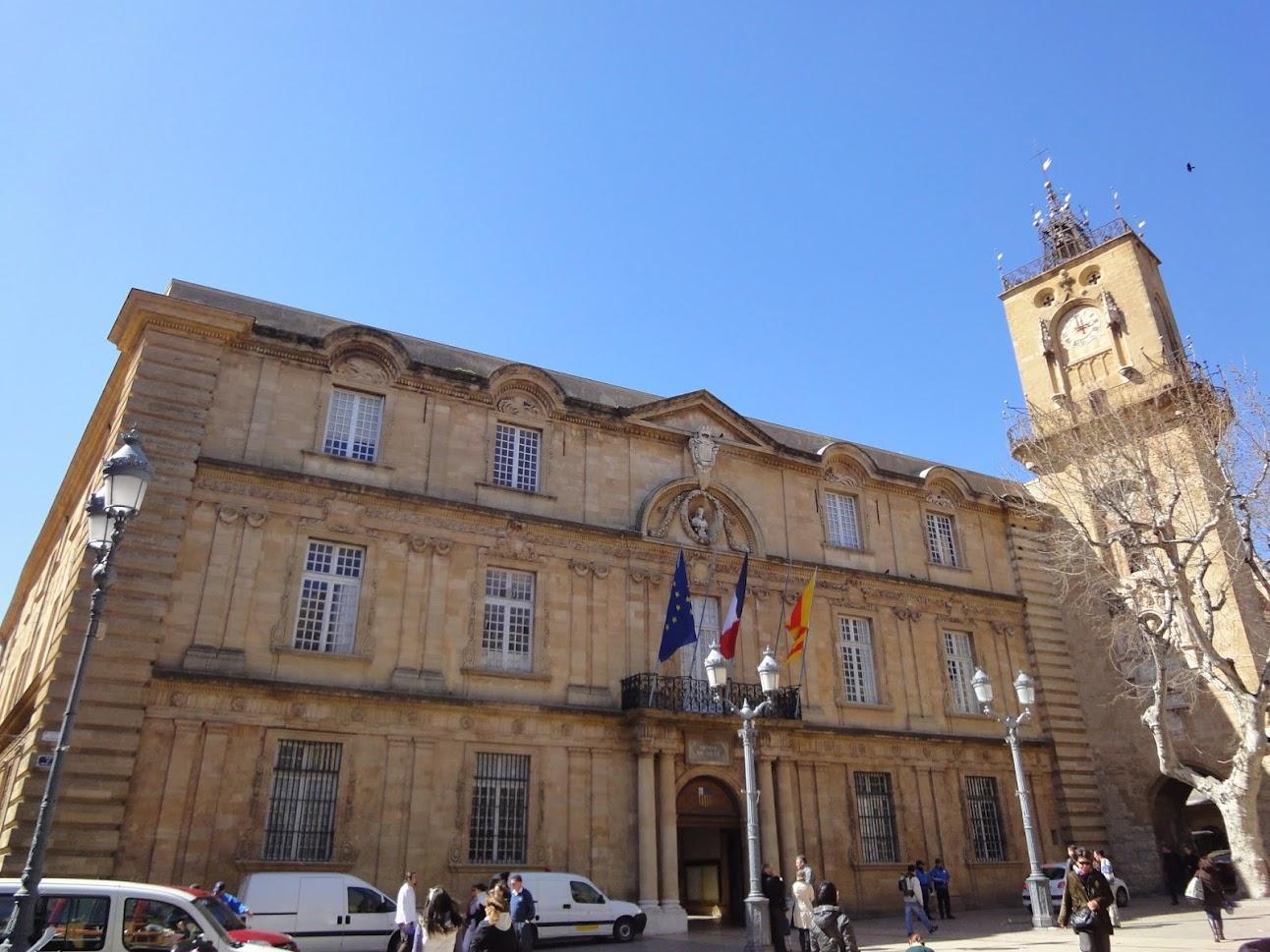 Hôtel de ville d'Aix-en-Provence