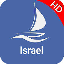 Israel Offline GPS Nautical Charts Download on Windows