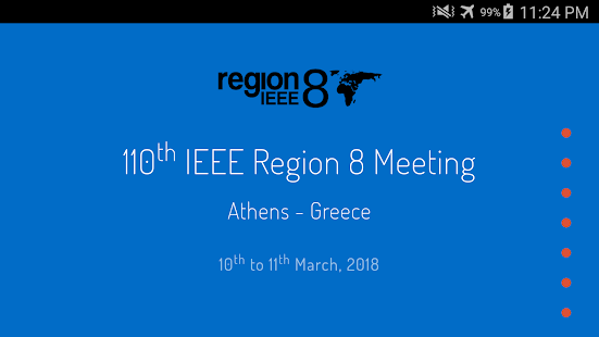 Download free IEEE Region 8 Athens 2018 for PC on Windows and Mac apk screenshot 5