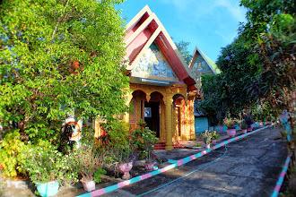 Photo: Laos Reisen, Wat Phu Khau Geo