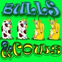 Logical number game Bulls&Cows icon