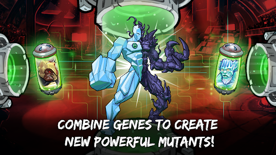 Mutants Genetic Gladiators Apk Download For Android and Iphone Mod Apk 3