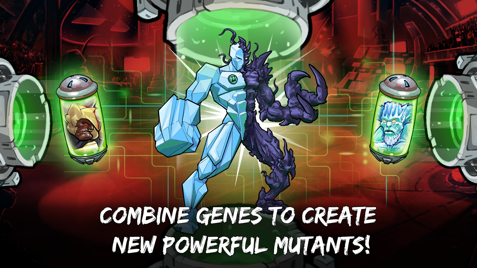Mutants Genetic Gladiators- screenshot