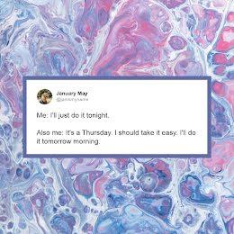 Tomorrow Morning - Instagram Post item