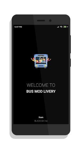 Bus Mod Livery BCK019 screenshots 1