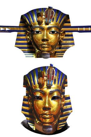 Papphjälm, farao